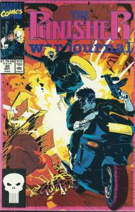 Punisher War Journal #30