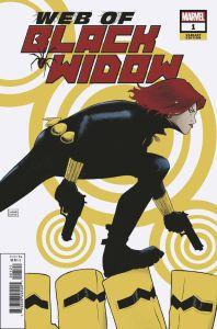 Web of Black Widow #1 150