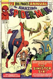 Amazing Spider-Man Annual #1 Sinister Six