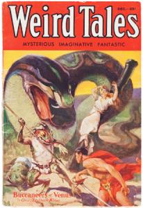 Weird Tales, December, 1932