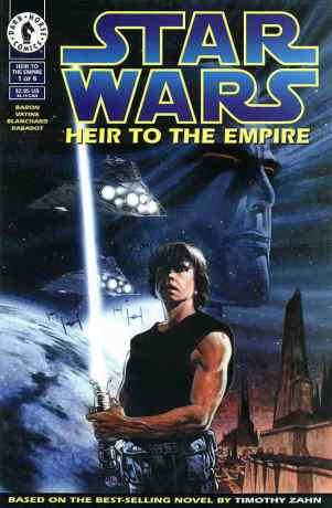 Star Wars- Heir to the Empire #1