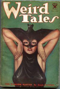 Weird Tales, October 1933