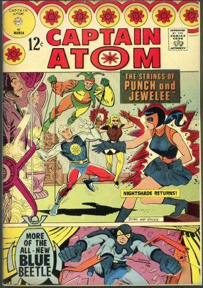 Captain Atom #85